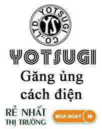 găng ủng yotsugi